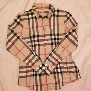Burberry women shirt